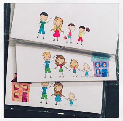 Personalized Family Notepad