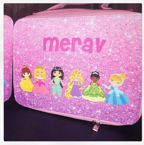 Lunch Box - Princesses