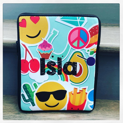 iPad Case - Big Emoji