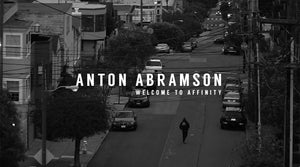 Welcome to Affinity: Anton Abramson
