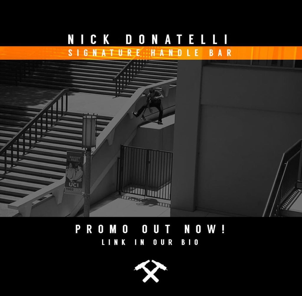 Nick Donatelli Bar Promo