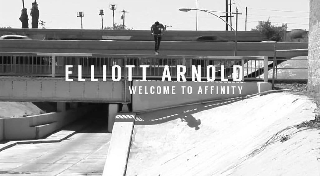 Elliot Arnold Welcome to Affinity