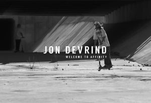 Jon Devrind Welcome to Affinity