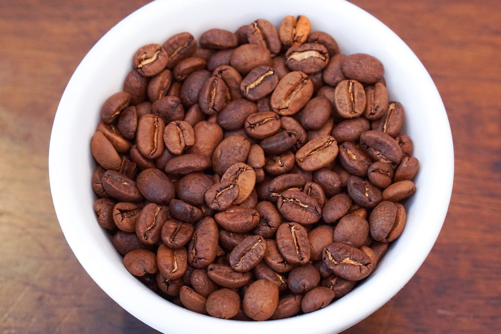 Kai Coffee Hawaii, Kai Coffee Espresso Blend coffee beans, Kai Espresso Blend, Aloha In Every Cup™