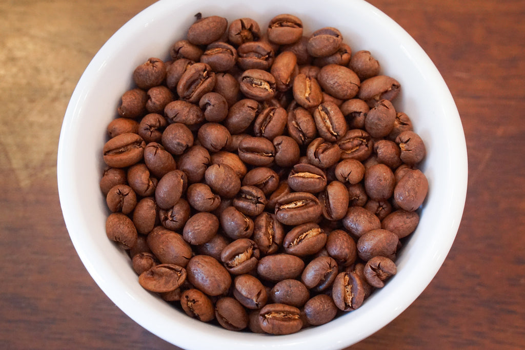 Kai Coffee Hawaii, Kona Peaberry coffee beans, Kai Coffee Kona Peaberry, Aloha In Every Cup™