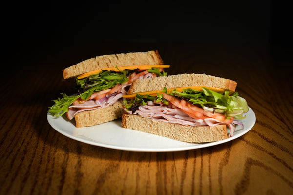 Ham On Honey Wheat