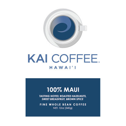 100% Maui Coffee 12oz or 7oz
