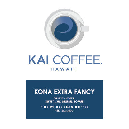 100% Kona Extra Fancy 12oz or 7oz