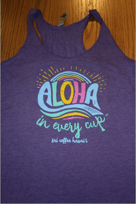 Women's Tank, Purple