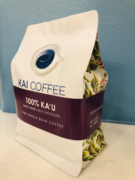 100% Ka'u Coffee 12oz or 7oz