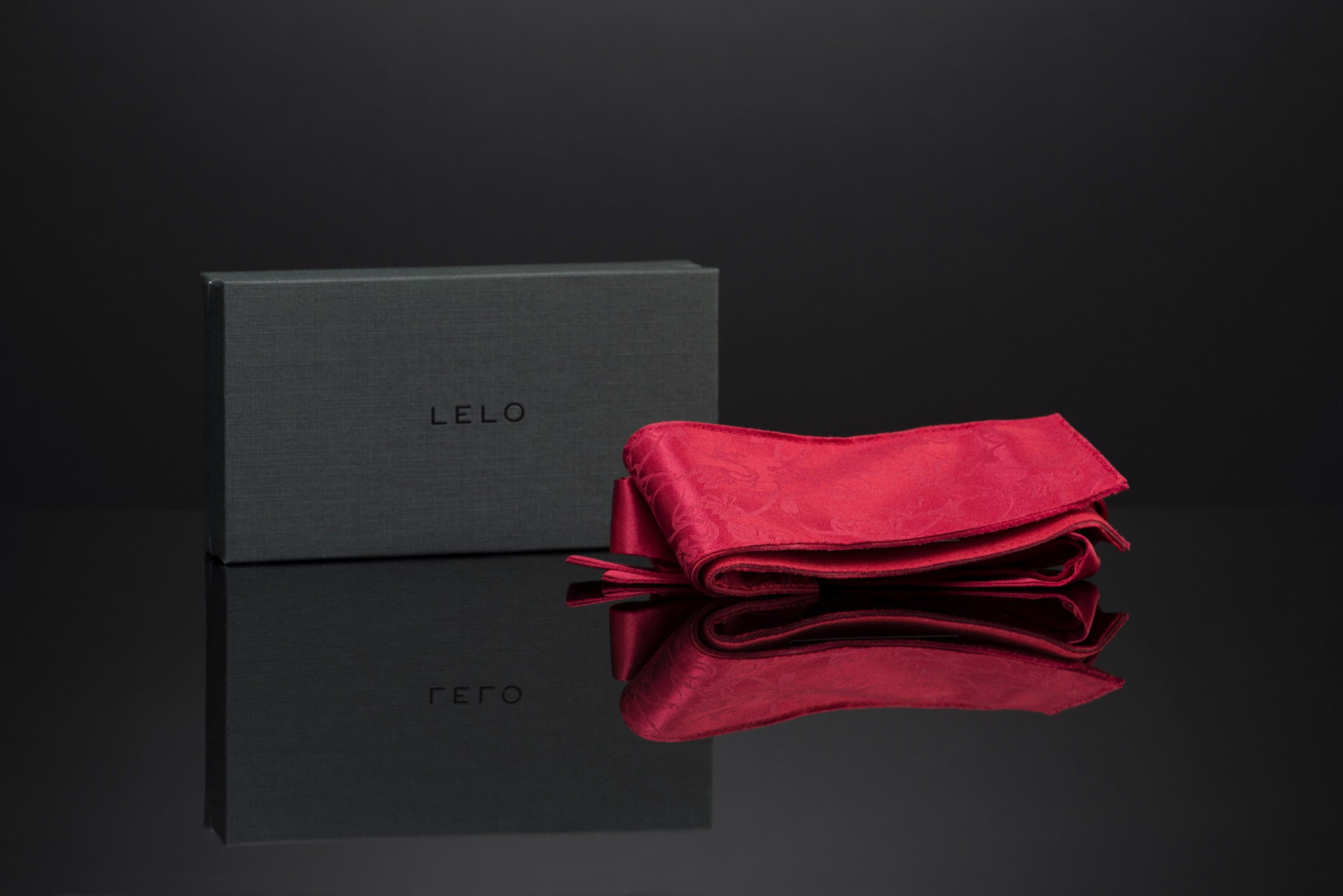 Etherea Silk Hand Cuffs by Lelo
