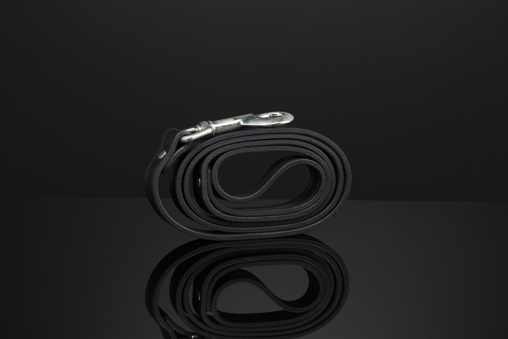 Leather Leash by SAX