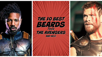 The 10 Best Beards from the Avengers and Marvel Cinematic Universe