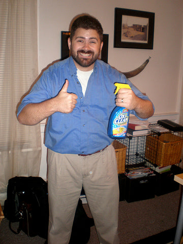 billy mays the oxiclean guy