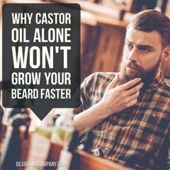 castor oil beard growth
