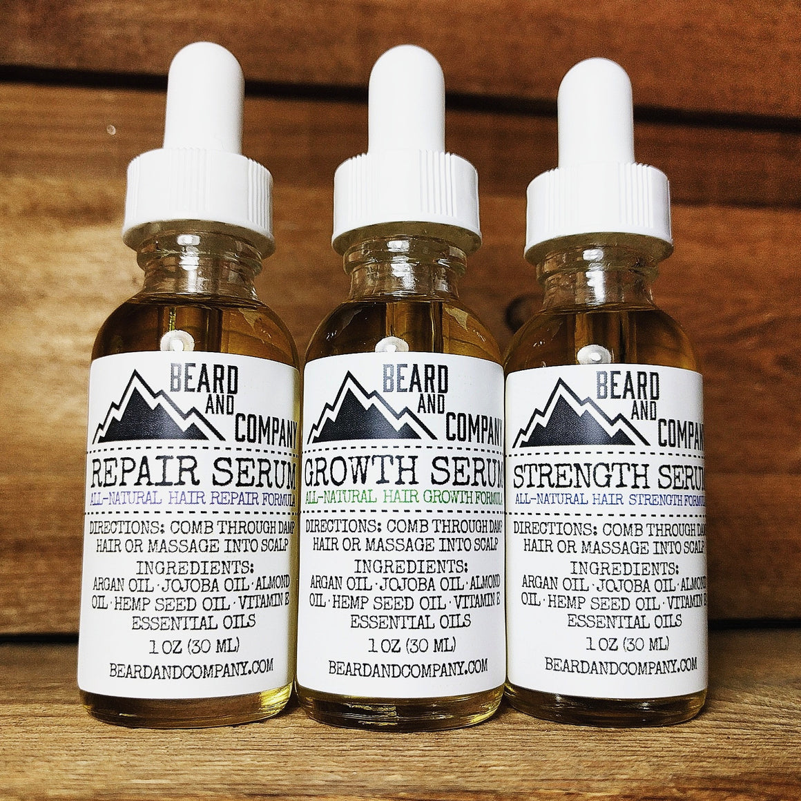 BEARD SERUM BUNDLE