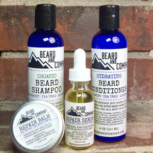 BEARD REPAIR GIFT SET
