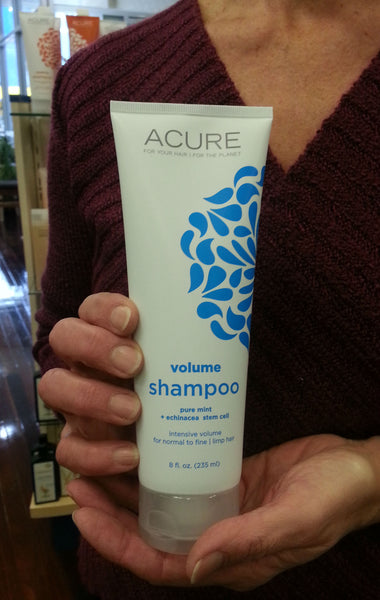 Acure Volume Shampoo Review