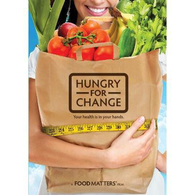Hungry For Change DVD Review