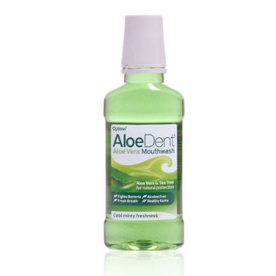 Aloe Dent Mouth Wash