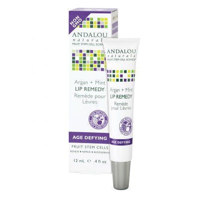 Andalou Naturals Argan + Mint Lip Remedy 12ml