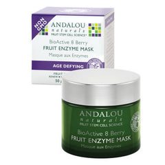 Andalou Naturals BioActive 8 Berry Fruit Enzyme Mask 50ml