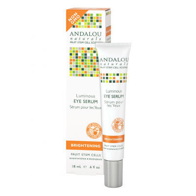 Andalou Naturals Luminous Eye Serum 18mL