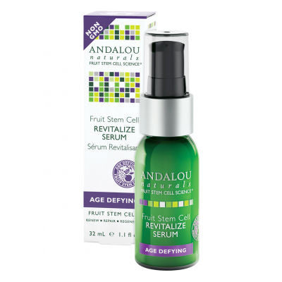 Andalou Naturals Revitalize Serum 32mL