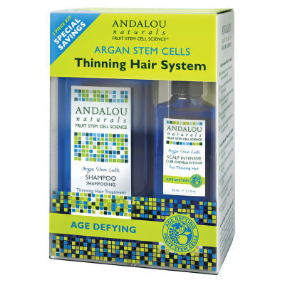 Andalou Naturals Thinning Hair System