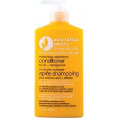 Australian Native Botanicals Conditioner Moisturising Replenishing Conditioner 500mL