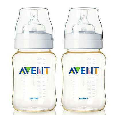 Avent Bottles 125ml PES Twin Pack BPA Free