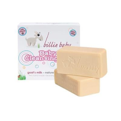Billie Baby Baby Soap Cleansing Bar  (2 x 50g bars)