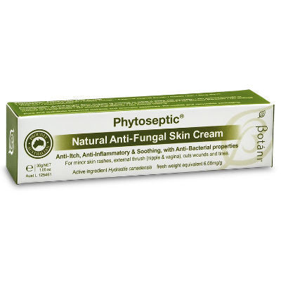 Botáni Phytoseptic Natural Anti-Fungal Skin Cream 30g