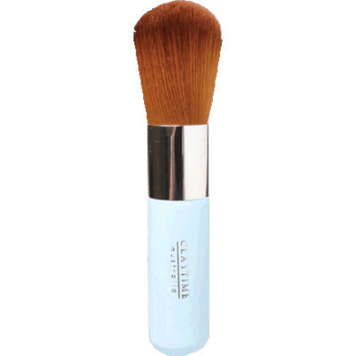 Claytime Australia Mineral Makeup Cosmetic Powder Brush (Vegan)