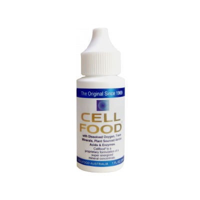 Cellfood - Oxygen, Minerals & Amino Acids 30mL