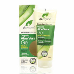 Dr Organic Organic Aloe Vera Gel Double Strength 200mL