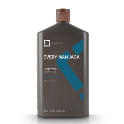 Every Man Jack Body Wash 500mL Signature Mint