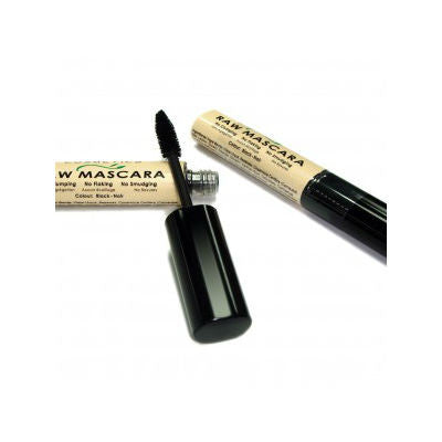 Earth Lab Raw Mascara Black