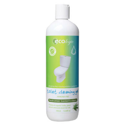 ECOlogic Toilet Cleaning Gel