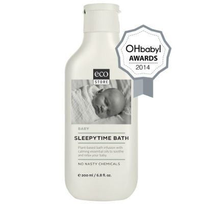 Ecostore Baby Sleepytime Bath Wash 200ml