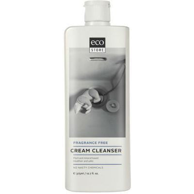 Ecostore Cream Cleanser 375mL Unscented
