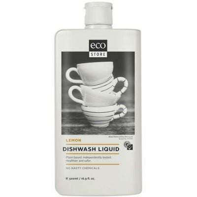 Ecostore Dishwashing Liquid 500ml Lemon