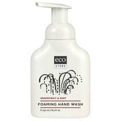 Ecostore Foaming Hand Wash Grapefruit & Mint 250mL