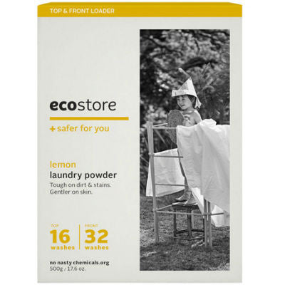 Ecostore Laundry Powder 500g Lemon