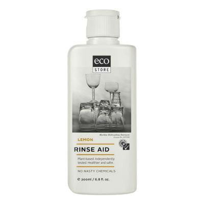 Ecostore Rinse Aid 200mL Lemon