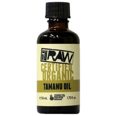 Every Bit Organic Raw Tamanu Oil 50ml