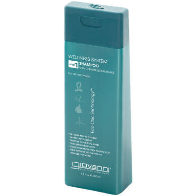 Giovanni Wellness System Shampoo 250ml