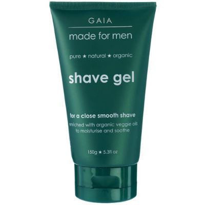 Gaia Made For Men Shave Gel 150g