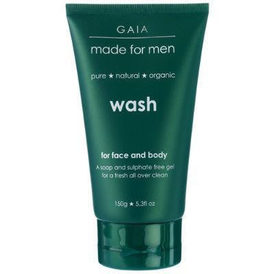 Gaia Made For Men Wash 150g Face & Body