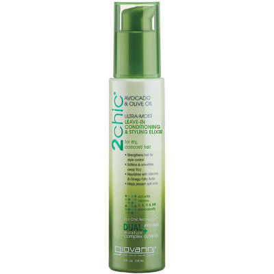 Giovanni 2chic Ultra-Moist Leave-In Conditioning & Styling Elixir